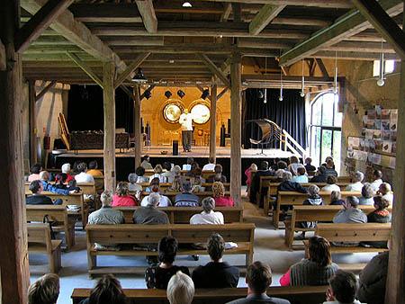 Konzertscheune im Friedelhof