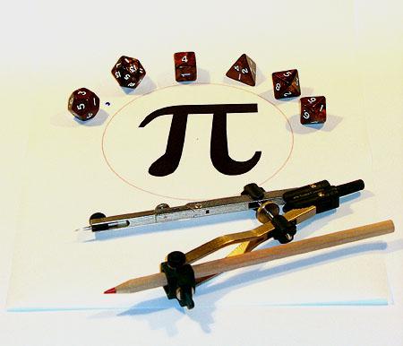 Pi Tag 2008 im Pythagoras Institut
